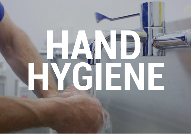 Hand hygiene advice from Tennier Sanitation