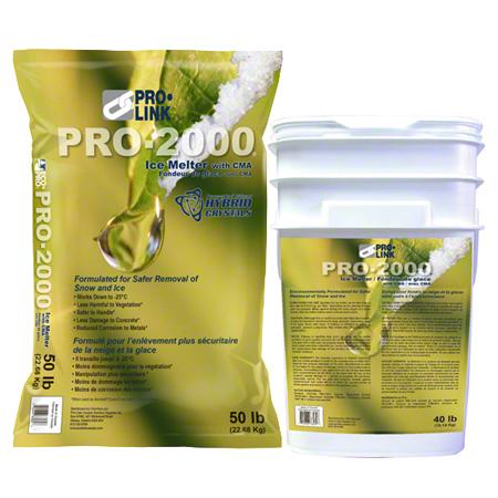 Tennier Sanitation Pro-2000 ice melter
