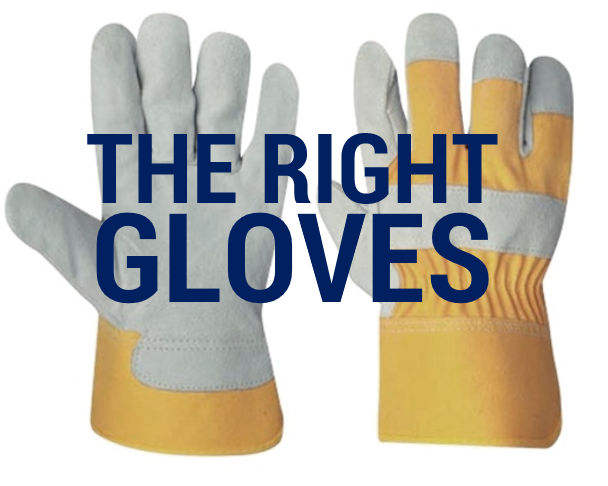 Tips for choosing the right glove for the job
