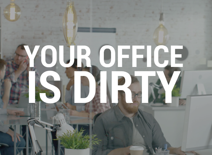 Tennier Sanitation offers tips for cleaning the office
