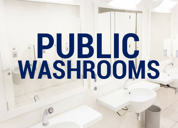How to clean public washrooms by Tennier