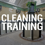 Tennier Sanitation on facilities cleaning training