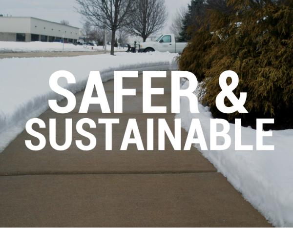 Tennier Sanitation on eco-friendly alternatives to salt