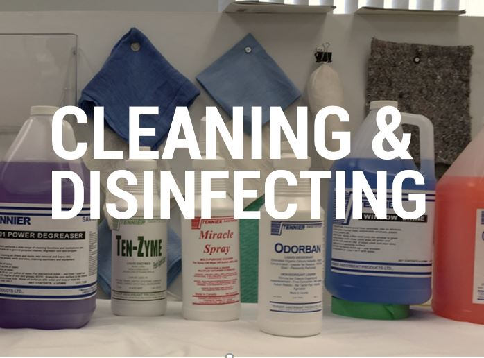 Hamilton's leading cleaning supply company