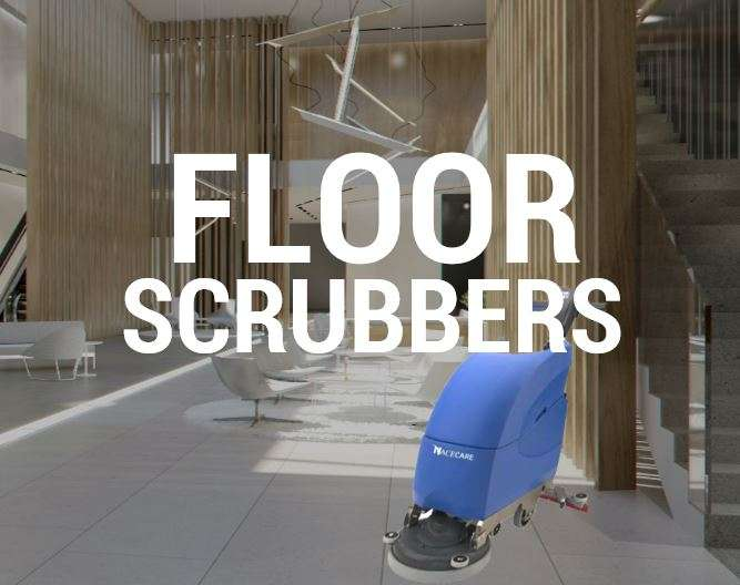 Tennier Sanitation on the benefits of floor scrubbers