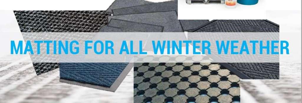 Winter matting solutions from Tennier