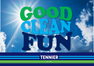Summer 2021 at Tennier Sanitation